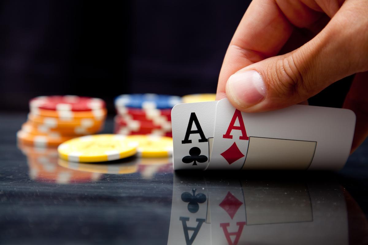Poker Agent Online Gambling?
